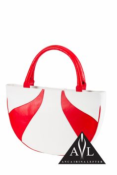 You are Pure Red Boat Bag