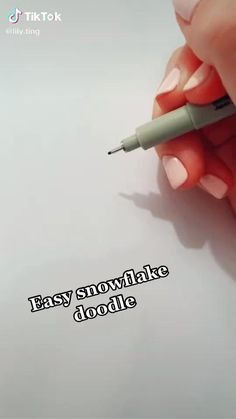 Easy Doodles Drawings, Easy Doodle Art, Doodle Art Designs, Cute Easy Drawings, Art Drawings Sketches Simple, Pencil Art Drawings, Diy Canvas Art, Art Tutorials, Art Hacks