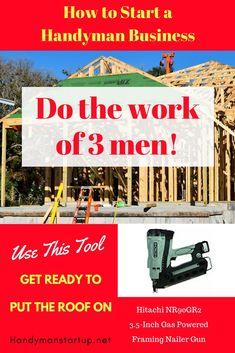 Donny Handyman Flyer  Donny Diy Handyman Projects