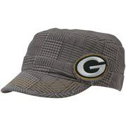 '47 Brand Green Bay Packers Women's Dover Adjustable Military Hat - Gray