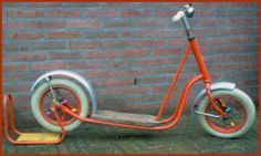 Autoped (step), ik had er net zo één My Childhood Memories, Childhood Toys, Sweet Memories, Retro Toys, Vintage Toys, Retro Vintage, Good Old Times, Family Roots, When I Grow Up