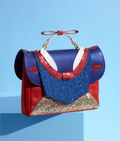 It's With A Smile And A Song That I Order This Snow White Inspired Danielle Nicole Handbag