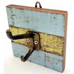 reclaimed wood hook