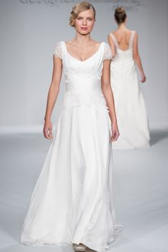 Wedding Dresses by Emma Hunt - Designer Wedding Show Catwalk