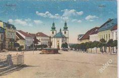 Vamberk, náměstí, kolorovaná (5397730577) - Aukro - největší obchodní portál