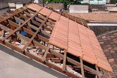 Resultado de imagem para fazendo telhado passo a passo