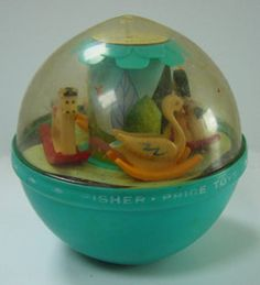 VT022 - Roly Poly Chime Ball 1966