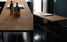 The Fishbone Table ‹ DRY Things
