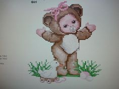 BB ours fille