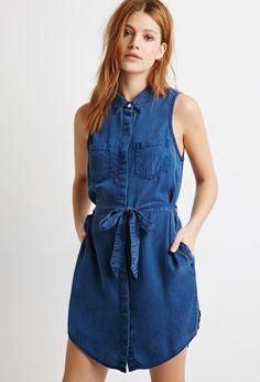 c12c925de5 Forever 21. Blouse DressBelted Shirt DressDenim ...