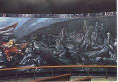 Misa de San Nicolás de Tolentino. Cripta de la iglesia de Santa Rita de Madrid