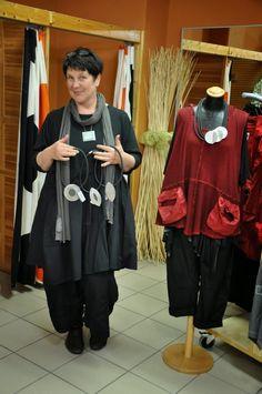 Naturmoden Steffi Hacke: Firma RUNDHOLZ BLACK LABEL