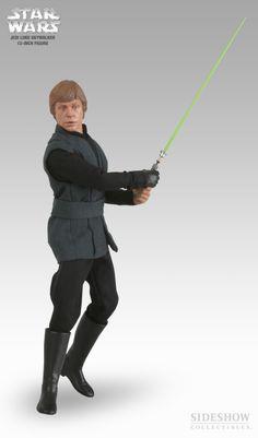 Sixth Scale Figure - Jedi Luke Skywalker #2104