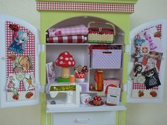 Inspiration to customize the hutch I got for $1