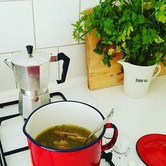 Sietve fazékból evős megvolt? #mutimiteszel #leves #állvaeszünk #pöttyös #piroslábas #kotyogós #pipimájaleves #ikea Ikea, Kitchen Appliances, Photo And Video, Instagram, Diy Kitchen Appliances, Home Appliances, Ikea Co, Kitchen Gadgets