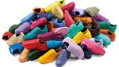 Adidas Superstar : des baskets aux couleurs arc-en-ciel