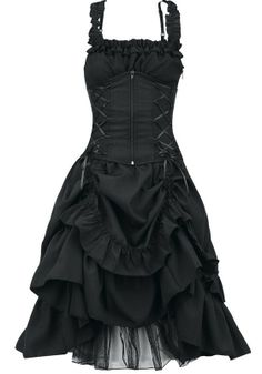 Poizen Industries Gothic Emo Punk Ladies Soul Dress, Gothic Emo Punk Dress in Clothes, Shoes & Accessories, Women's Clothing, T-Shirts Day Dresses, Cute Dresses, Beautiful Dresses, Short Dresses, Corset Dresses, Fitted Dresses, Milly Dresses, Sleeveless Dresses, Gothic Fashion