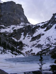 Emerald Lake; RMNP, Colorado.  The hardest hike I have ever been on but it was sooo worth every step.