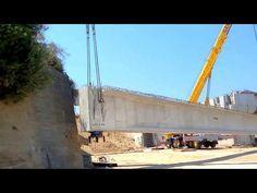 Ολυμπία Οδός. Αιγείρα, γέφυρα Κριού - YouTube