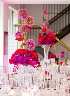 A Beautiful and Vibrant Wedding. To see more: www.modwedding.com