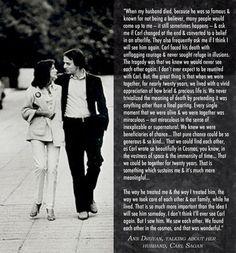 [Image] Ann Druyan about her husband, Carl Sagan - Imgur
