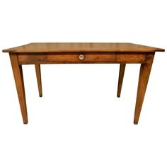 Early 19th Century French Provincial Writing Desk | From a unique collection of antique and modern desks and writing tables at https://www.1stdibs.com/furniture/tables/desks-writing-tables/