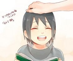 cute little itachi