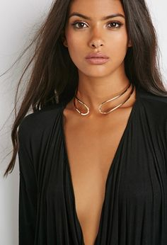 Cutout Collar Necklace | Forever 21 - 1000163274
