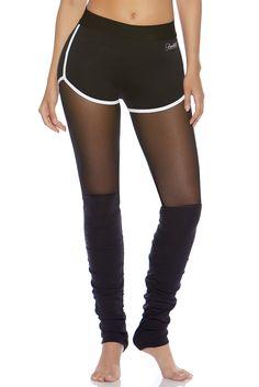 The best mesh leggings ever!
