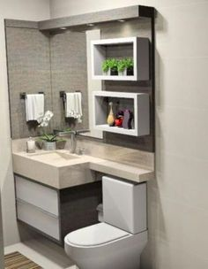 47 einzigartige kleine Badezimmer-Dekor-Ideen - # Any part of home is important and therefore you Diy Bathroom Remodel, Shower Remodel, Bath Remodel, Bathroom Interior, Kitchen Remodel, Bathroom Makeovers, Bathroom Chrome, Closet Remodel, Simple Bathroom