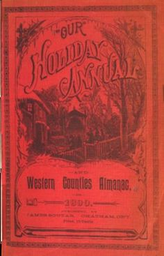The Kent County annual and almanac for the year 1890