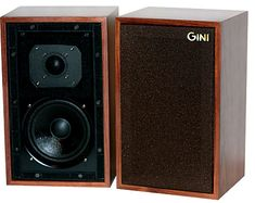 Gini Systems Speaker Kit The rewards of DIY. Small Speakers, Diy Speakers, Bookshelf Speakers, Stereo Speakers, Wireless Speakers, Diy Speaker Kits, Loudspeaker, Electronics Gadgets, Logitech