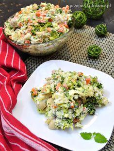 Polish Recipes, Potato Salad, Side Dishes, Salads, Potatoes, Ethnic Recipes, Food, Meal, Side Plates