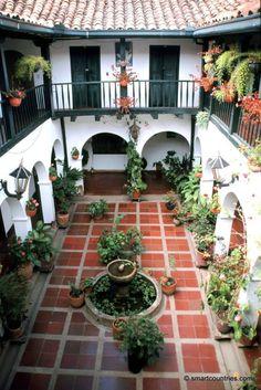 Guest House in Villa de Leyva, Colombia.