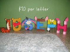 Nursery Wall Decals: Winnie the Pooh
