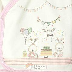 Комплект 5 в 1 для новорожденной девочки Bebitof (код товара: 6918) - купить за 367 грн. | Berni