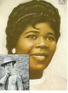 Bob Marleys mother and father.