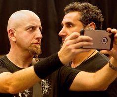 """soadismylife:  """"Selfie in progress"""" by Greg watermann"""