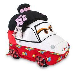I love this Geisha car!