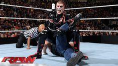 Dean Ambrose vs. Stardust: Raw, March 9, 2015
