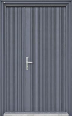 直線條 - DEFINE住家專用玄關大門.視廳室隔音門