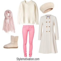 Ah this is cute I love the jeans and hat with the jacket it& perfect., Uncategorized,Ah this is cute I love the jeans and hat with the jacket it& perfect. This is so Blair Waldorf Source by Cute Fashion, Teen Fashion, Fashion Outfits, Womens Fashion, Fashion Trends, Fashion Scarves, 1950s Fashion, Fashion Inspiration, Vintage Fashion