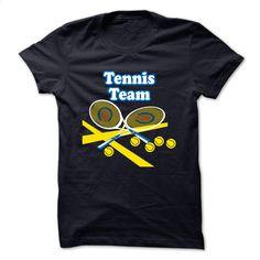 TENNIS TEAM T Shirt, Hoodie, Sweatshirts - printed t shirts #style #clothing