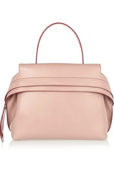 Tod's | Wave medium leather tote | NET-A-PORTER.COM