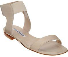Manolo Blanik Sandals