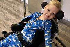 Though there's a long way to go on Mason's journey, Kathy Jackson is grateful for how the community has come through since she launched her GoFundMe page last month. Rare Genetic Disorders, Rare Disorders, Developmental Delays, Donate Now, Muscle Tone, 4 Year Olds, Genetics, Jackson, Shit Happens