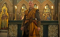Mads Mikkelsen may have credits in blockbusters like Casino Royale and the upcoming Rogue One: A Star Wars Story, but in Doctor Strange he finally gets to do what he's always wanted: kung fu.    Ahead of the Marvel movie's arrival in theaters on Friday, Mikkelsen spoke to EW about his character — thesorcerer Kaecilius — plus the villain's distinctive eye makeup and why he wanted to take on the role.