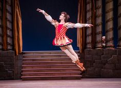 Bolshoi Ballet: The Flames of Paris at the Royal Opera House – 'blazing'