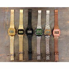 839dd77d3fc 9 melhores imagens de Relógios Casio Vintage