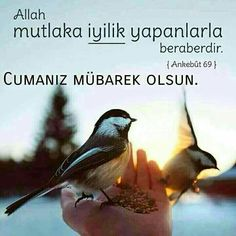 Cumanız mübarek olsun görseller Allah Islam, Meaningful Words, Islamic Quotes, Karma, Prayers, Religion, Faith, Peace, Messages